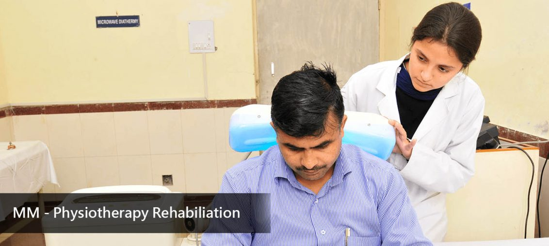 Physiotherapy Rehabilitation College Ambala Haryana