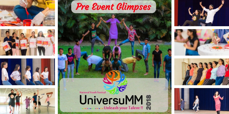 UniversuMM 2018: National Level Youth Fest of MM(DU)