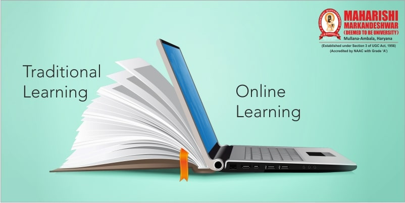 Online Learning Vs Traditional Learning