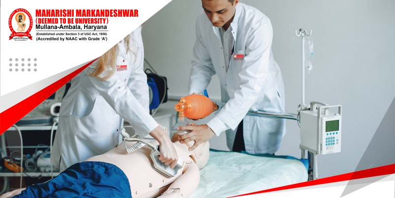 Looking for the Best Institute for Paramedical Sciences? Dont think beyond MM(DU)!